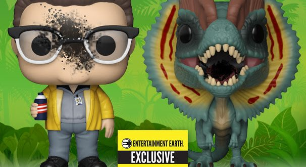 Jurassic Park Pop!s go up for pre-order at Entertainment Earth