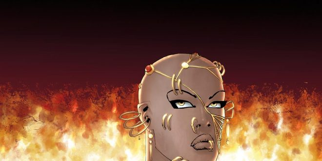 Frank Miller's Xerxes coming up this April from Dark Horse