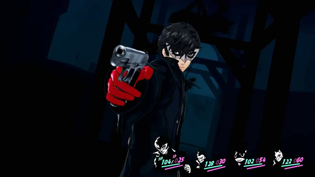 Michael's Games of 2017: Persona 5