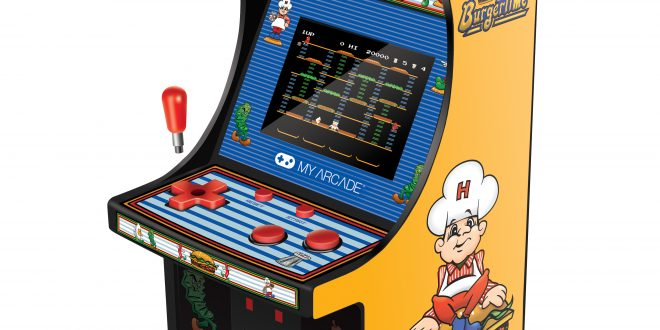 Toy Fair 2018: My Arcade continues classic cabinets with more Data East and Bandai Namco