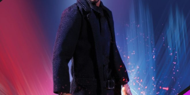 Toy Fair 2018: Mezco reveals John Wick One:12 Collective figure!