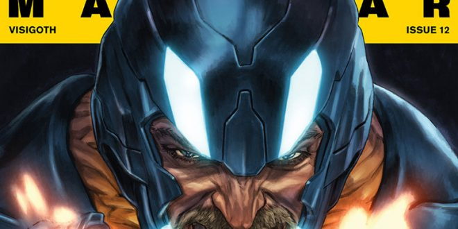 February 28th Valiant Previews: X-O Manowar