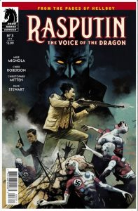 Rasputin: Voice of the Dragon #3