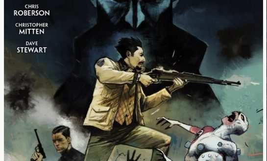Rasputin: The Voice Of The Dragon #3 (Comic) Review