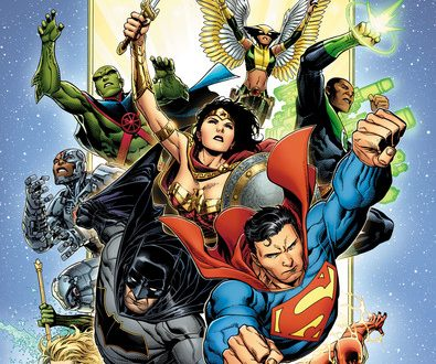 DC Comics relaunching Justice League with Snyder, Cheung, and Jiménez this June