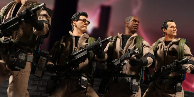 Mezco's One:12 Collective Ghostbusters finally go up for pre-order as a box set