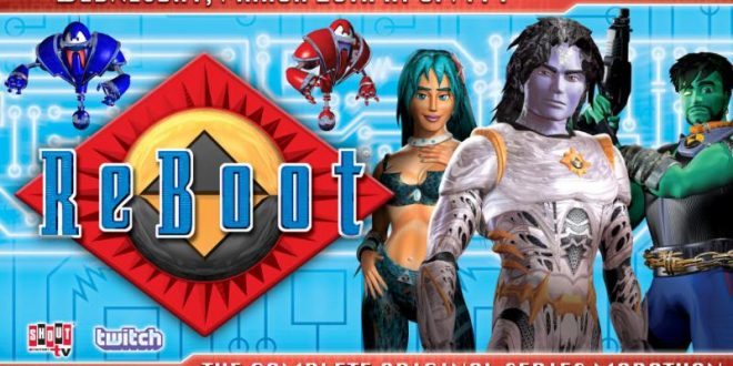 Before Reboot reboots, check out Shout! Factory's marathon on Twitch