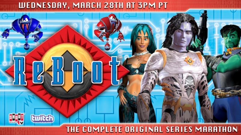 before reboot reboots check out shout factory s marathon on twitch