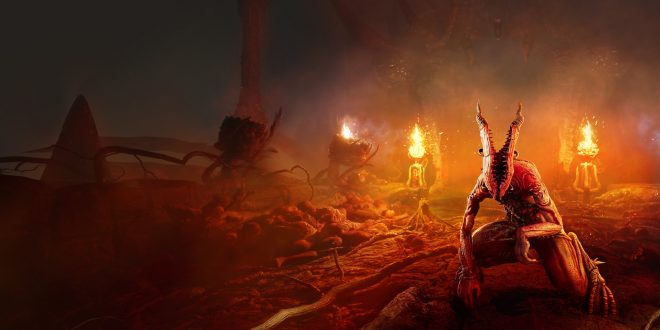Agony release date revealed, as hell hits consoles and the PC next month