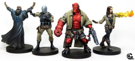 Hellboy Board Game Hits Kickstarter Busts Through Goal In