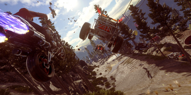 EGX Rezzed 2018 Hands-On: Onrush