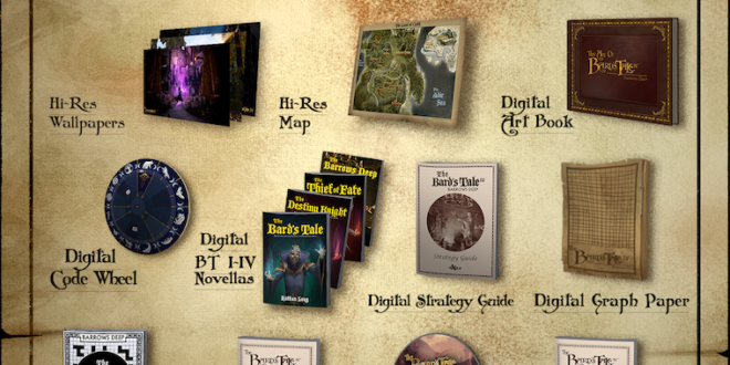 Get an in-depth look at the new Bard's Tale IV in today's developer preview