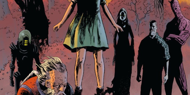 Black Hammer gets collected in upcoming Library Edition