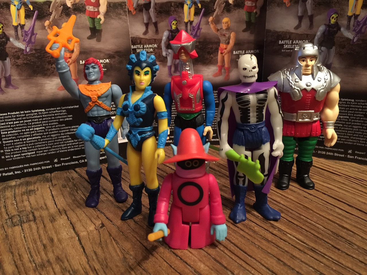 Lot of 5 Random He-man Masters of the Universe Classics Figure Weapon Accessory