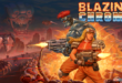 Old school action title Blazing Chrome dated