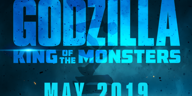 SDCC: Godzilla: King of The Monster Trailer