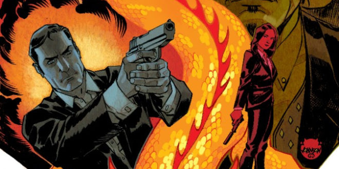 James Bond relaunching at Dynamite, with new ongoing monthly