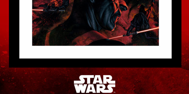 Sideshow Toys expands Star Wars Mythos line with art prints