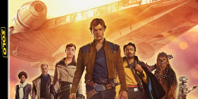 Solo: A Star Wars Story comes home this September