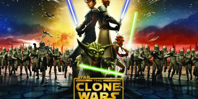 Star Wars: The Clone Wars cartoon returning via Disney streaming service