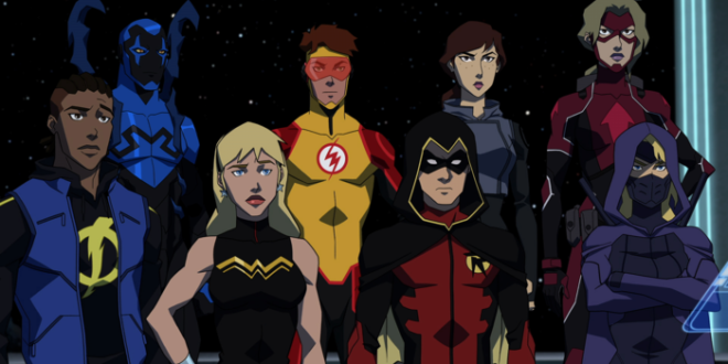 First Young Justice season 3 trailer arrives