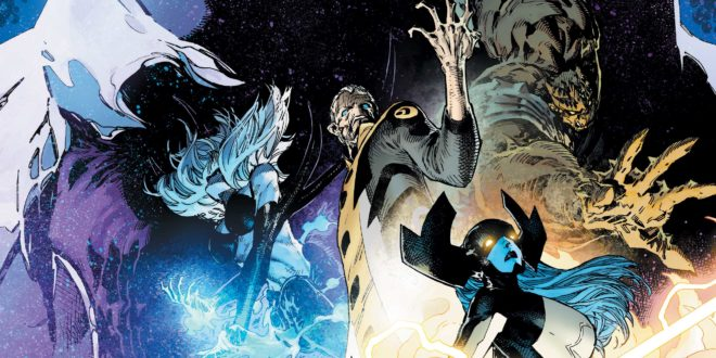 Thanos' Black Order to get its own comic series