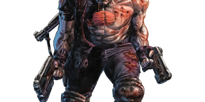 Valiant Comics announces new Bloodshot series with Rising Spirit
