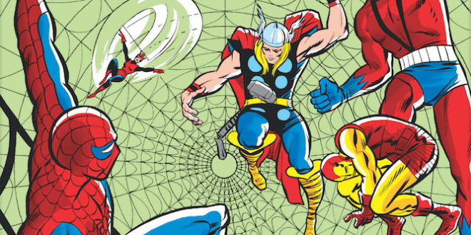 "Marvel launches ""Decades Collection"" for 2019"