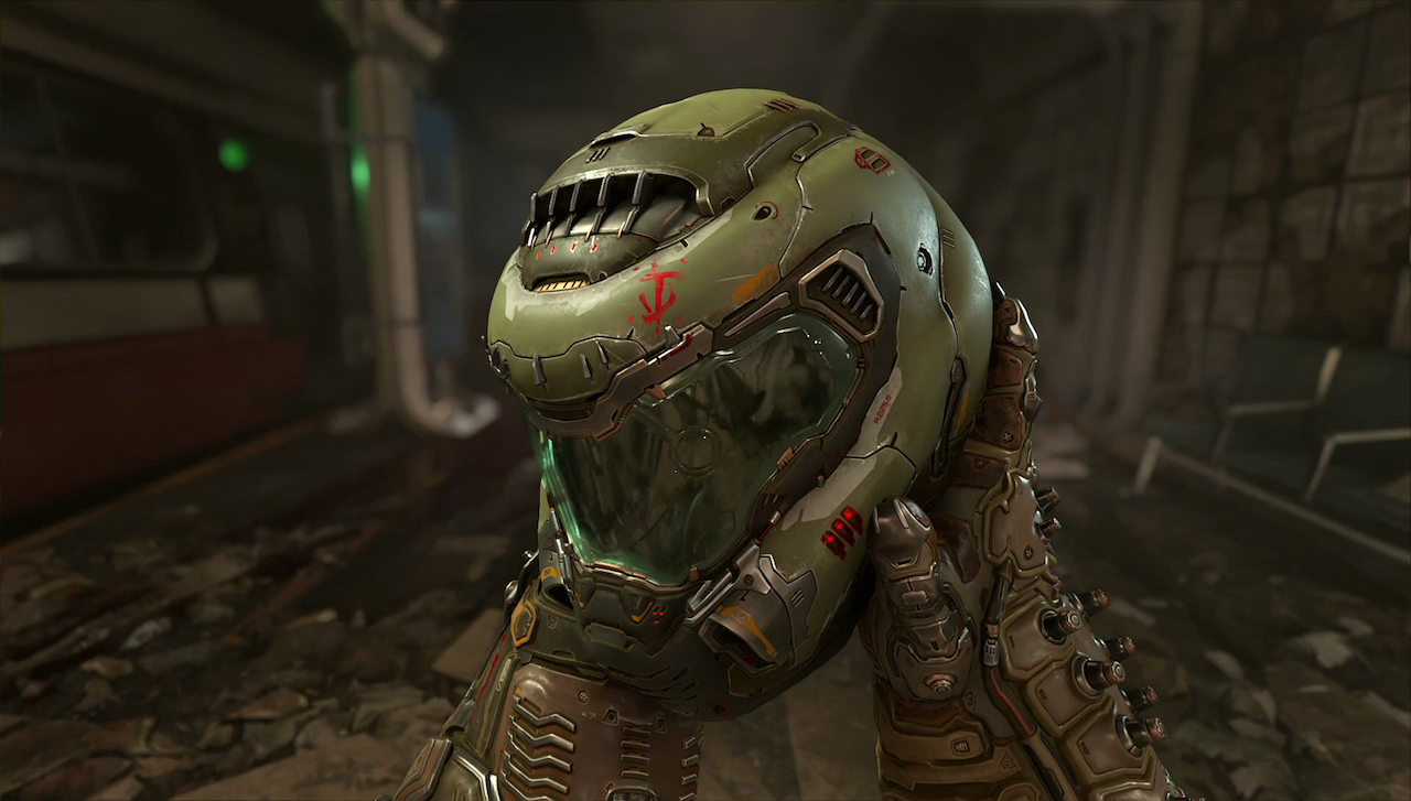 quakecon 2018  doom eternal gameplay revealed  is coming to switch