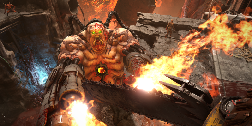Doom to play a big part of QuakeCon this year | Brutal Gamer