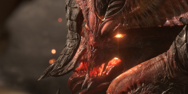 Diablo comes to Nintendo Switch with Diablo III: Eternal Collection