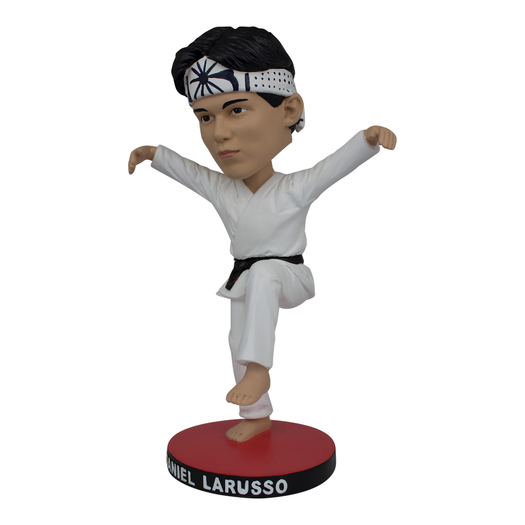 Icon Heroes Launches Line Of Karate Kid Bobbleheads