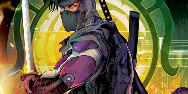 Ninja-K #11 (Comics) Preview