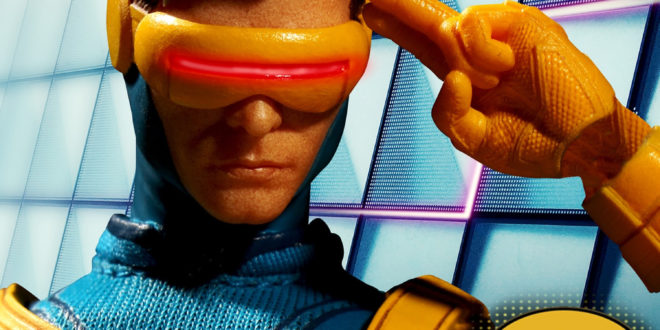 One:12 Collective Cyclops optic blasts onto Mezco's pre-order page