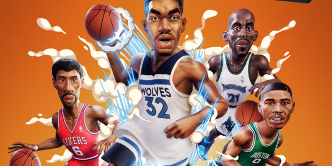 Ball without limits next month in NBA2K Playgrounds 2