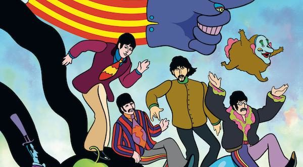 The Beatles Yellow Submarine (Comic) Review