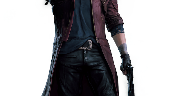 TGS Devil May Cry V trailer shows off Dante's moves, new weapons, and… a Mega Buster?