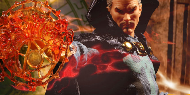 NYCC 2018: Mezco Toyz' fall exclusive is classic Dr. Strange