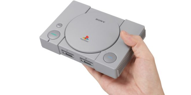 Sony announces PlayStation Classic, includes 20 games for $99