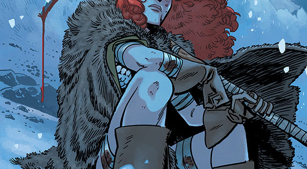 Red Sonja to star in Holiday Special at Dynamite