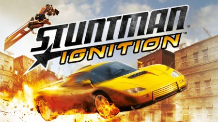 Stuntman Ignition Games with Gold