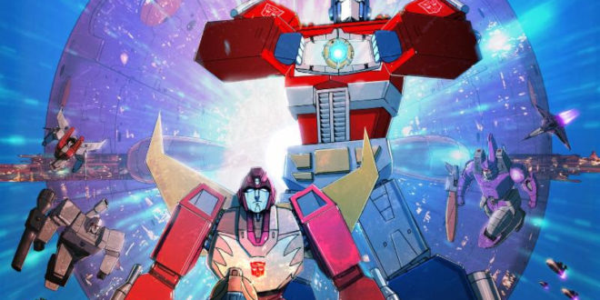 Transformers: The Movie returning to the big screen this month