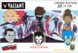 NYCC 2018: Valiant Comics talks march, giveaways, and more