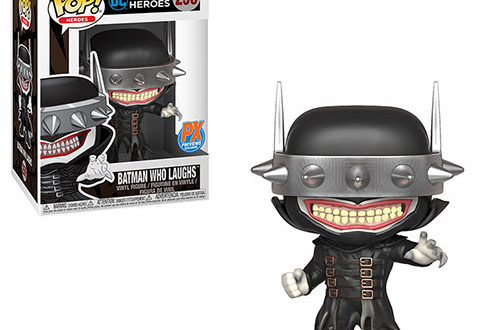 DST announces Batman Who Laughs Funko Pop! Previews exclusive