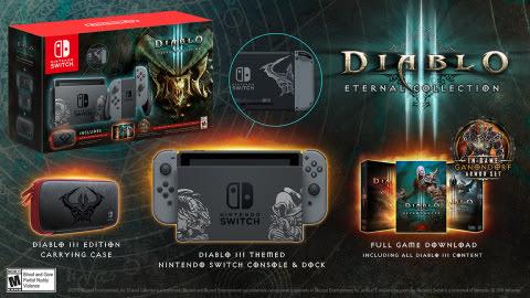 Nintendo unveils new Diablo III Switch bundle for the holidays
