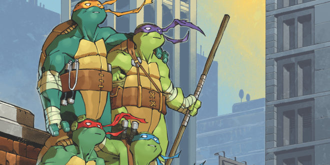 NYCC 2018: IDW wrap-up includes new TMNT, Star Trek, GI Joe events