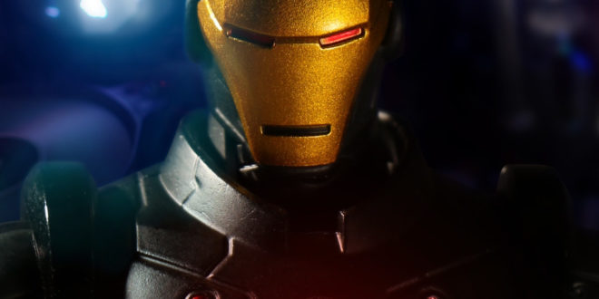 Mezco's take on Iron Man's Model 42 armor is live for pre-order