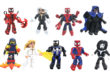 Spider-Man: Maximum Carnage Minimates hit stores this week