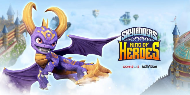 Global pre-reg begins for turn-based RPG Skylanders: Ring of Heroes