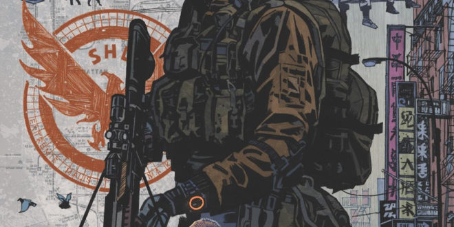 The world of The Division expands with Dark Horse's Extremis Malis